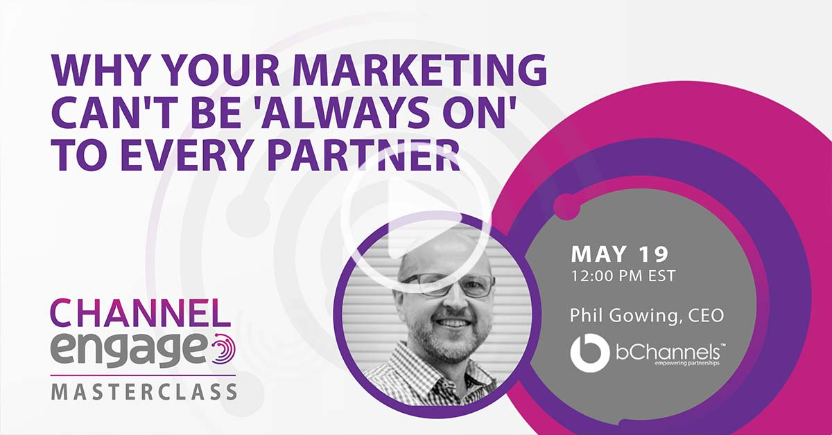 Webinar: Why Your Marketing Can't Be